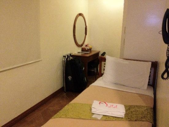Avitel Hotel: 部屋