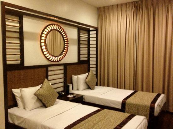 Lotus Garden Hotel: 部屋