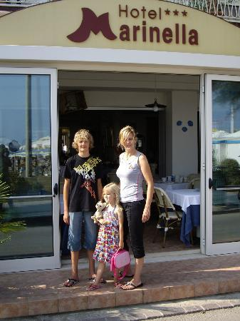 Hotel Resort Marinella : Marinella