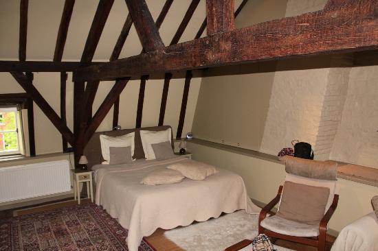 Bedroom Huyze Hertsberge Brugge
