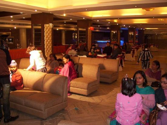 Hotel Randhawa International : Beautiful interiors