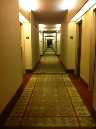 Baymont Inn and Suites: hall