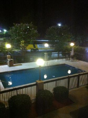 Baymont Inn & Suites Jackson: pool