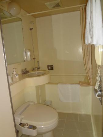Hotel Wing International Izumi: Bathroom