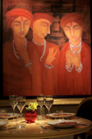 Ushna: 'The Saints'