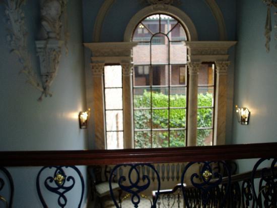Fairfax House : splendida finesta sulle scale interne