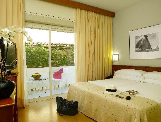 Premier Gran Hotel Reymar & Spa: Doble estandar_