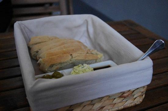 Trattoria del Popolo: bread
