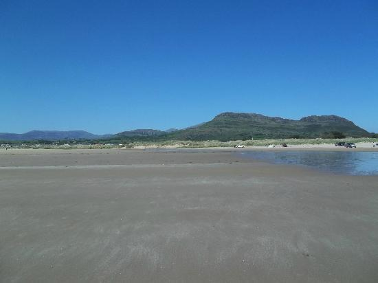 Black Rock Sands Car Park