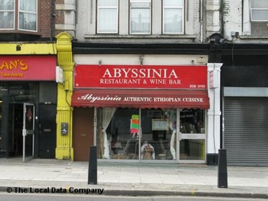 Image result for Abyssinia Restaurant