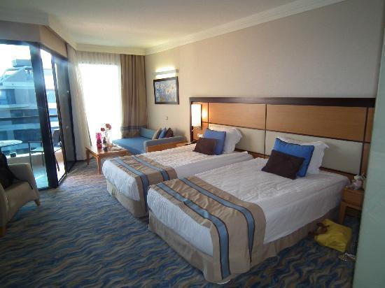 Susesi Luxury Resort : Sea view room