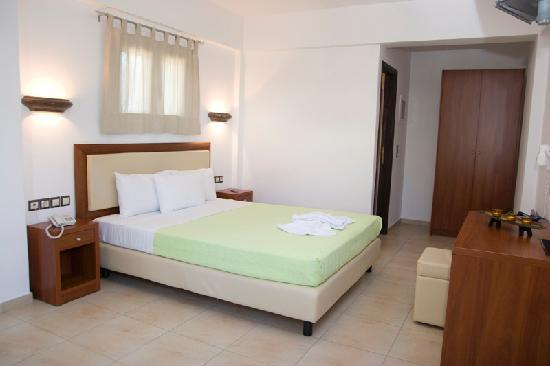 Berdoussis Hotel: DOUBLE ROOM