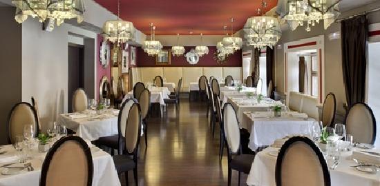 Palazzo Restaurant: dinning room
