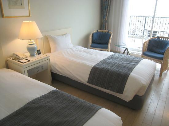 Hayama Hotel Otowa No Mori : 部屋