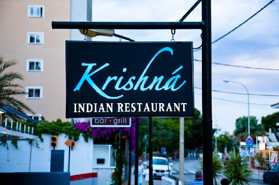 Krishna Indian Restaurant: THE LOGO