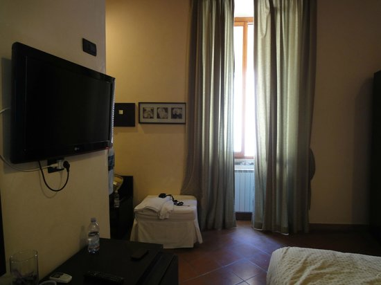 B&B In and Out Rome: Dettaglio camera