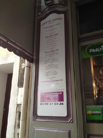 Cafe de l'Avenir