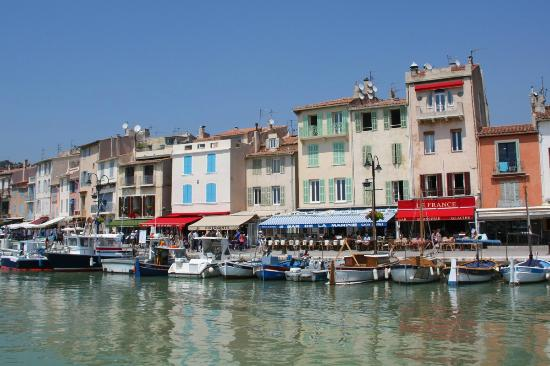 Discover Provence-Day Tours: Cassis