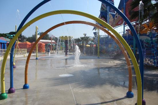 Kid S Water Park Picture Of Seaworld San Antonio San