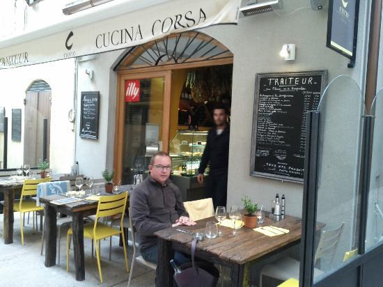 Meilleur Restaurant Corse Bonifacio