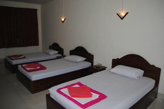 Capitol Guesthouse: Huge single beds and comfy too!