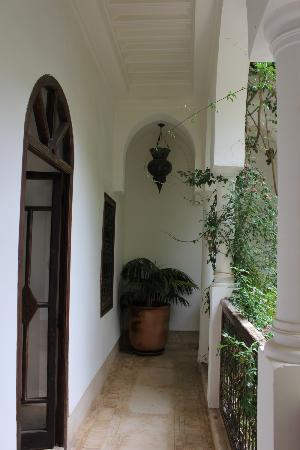Riad Hayati: Beautiful surroundings