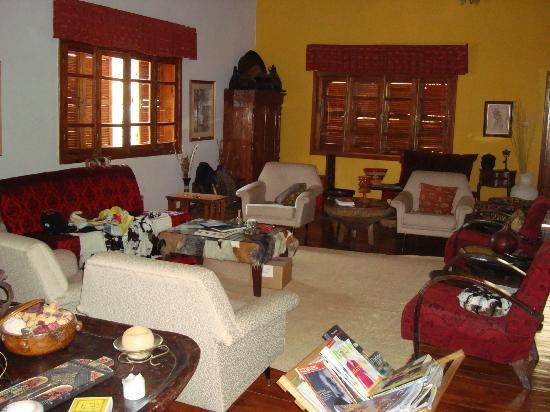 Abbaba's Villa: living