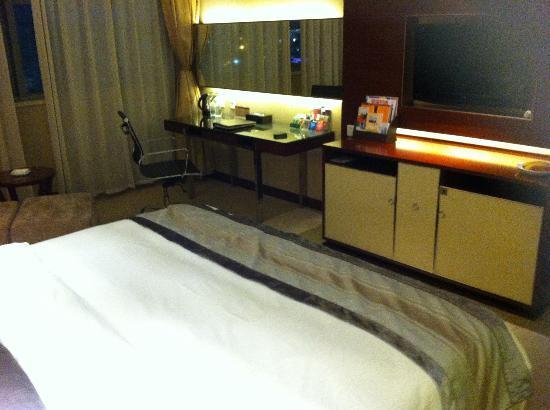 moderne Zimmereinrichtung - Picture of Olympic Mingdu International ...
