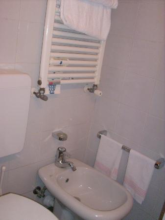 Comfort Hotel Europa Genova City Centre: Hotel Europa - camera 510