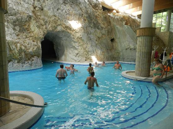 Miskolc, Hungary: Main pool