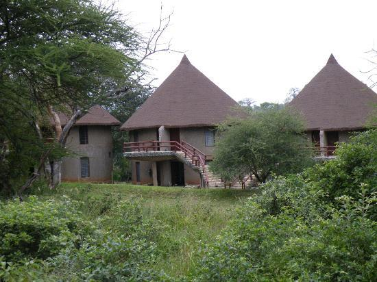 Tarangire Sopa Lodge: Rooms