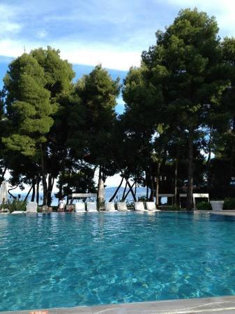 Club Med Gregolimano: Piscine