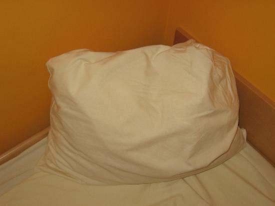 JGH Berlin: cuscino non molto comodo