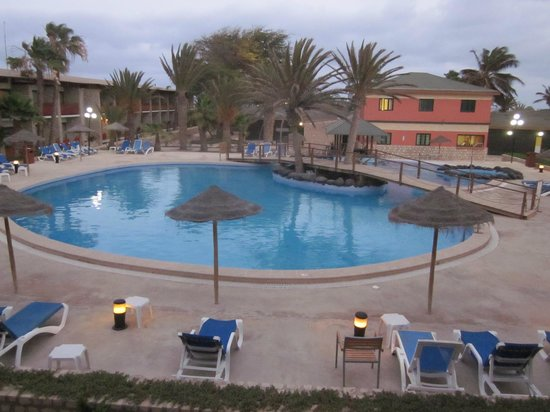 Hotel Oasis Belorizonte : ao entardecer