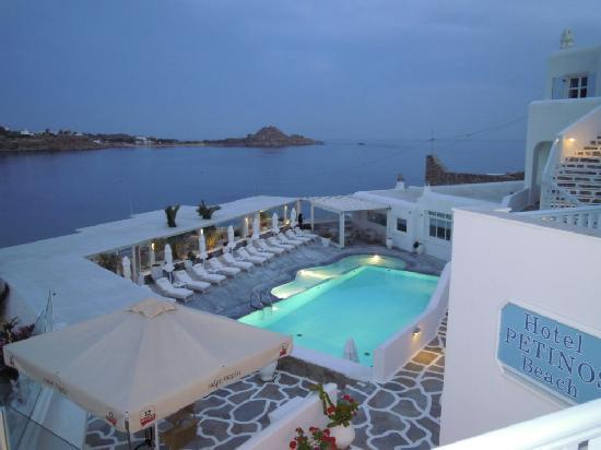 Hotel Petinos Mykonos Bewertung