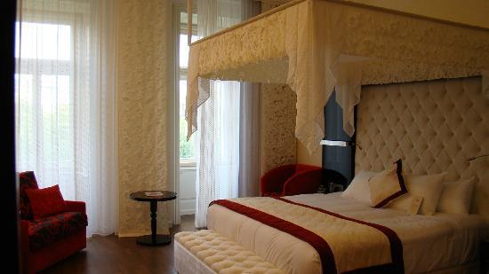 IBEROSTAR Grand Hotel Budapest: Habitación Doble Deluxe