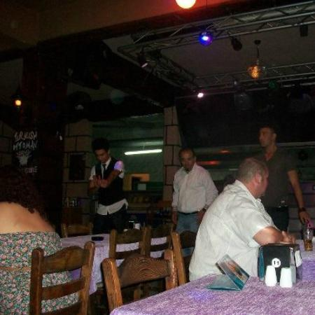 boys in no name bar turkey marmaris doing there thing! - YouTube