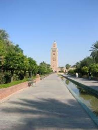 Travels Morocco - Day Tours: Marrakech