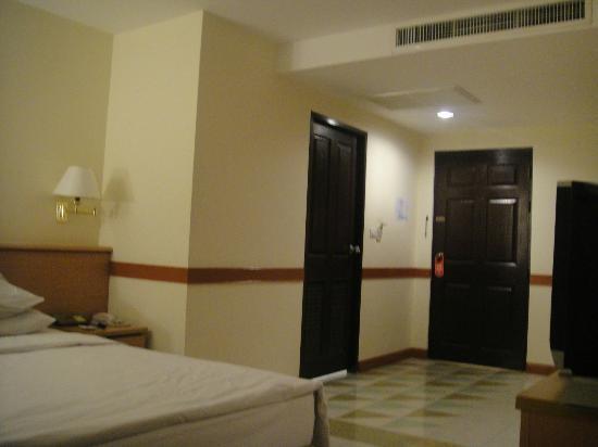 โรงแรม เดอะ อีโคเท็ล แบ็งคอก: ecotel room