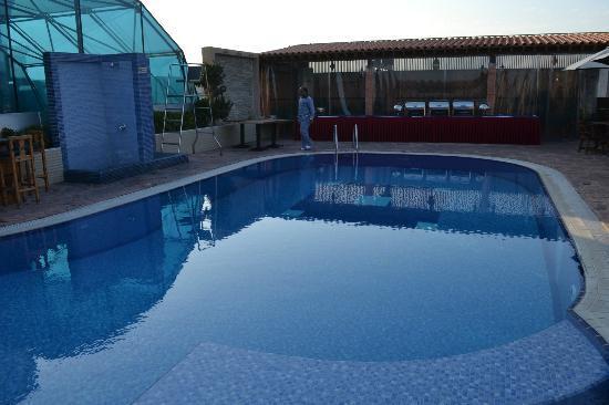 Nice Clean Pool Picture Of Fortune Grand Hotel Dubai Tripadvisor