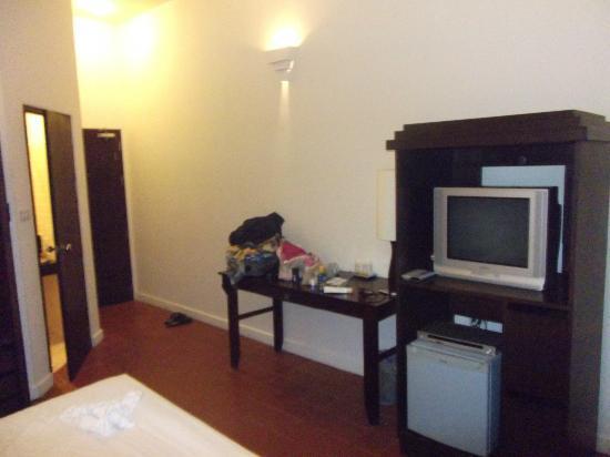 لاماي وانتا بيتش ريزورت: room