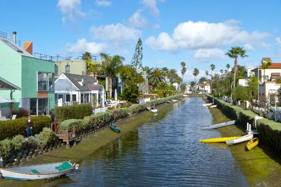Venice Canals Walkway Los Angeles Reviews Of Venice