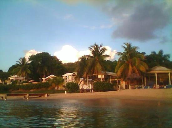 Chenay Bay Beach Resort: The Resort From the Bay
