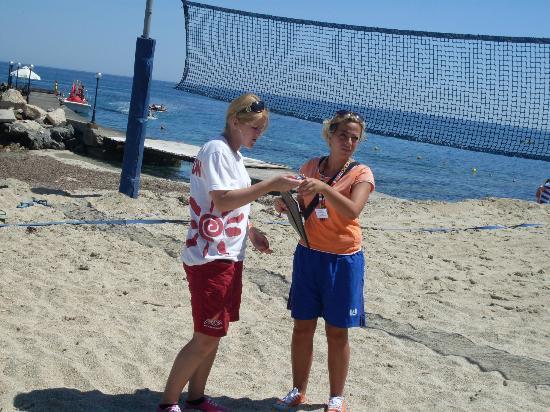 AKS Annabelle Beach Resort: ПОСЛЕ ИГРЫ