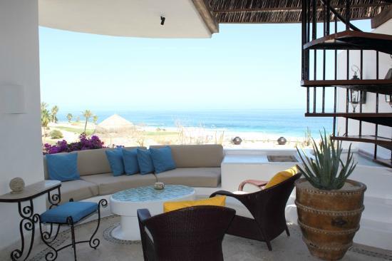 Las Ventanas al Paraiso, A Rosewood Resort: Lower Terrace (2nd floor)