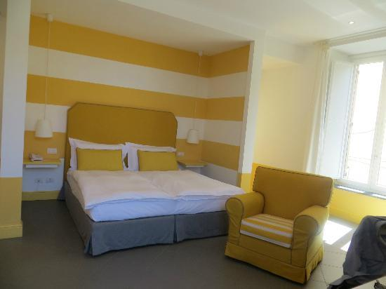 Palazzo Jannuzzi Relais: Corner terrace room (#11)