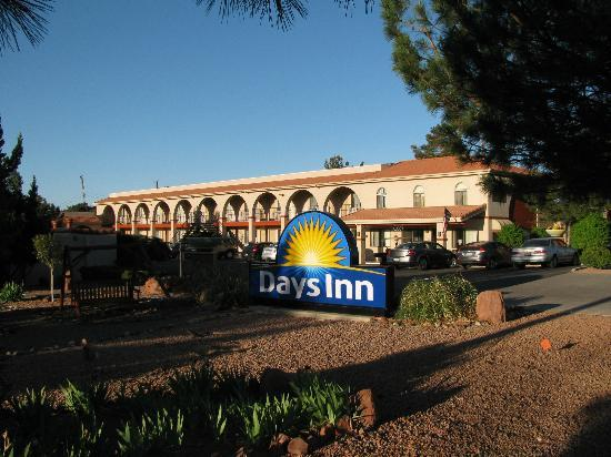 Days Inn Sedona: entrance