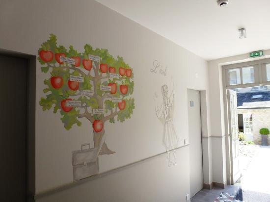 Hotel de Biencourt: L'école
