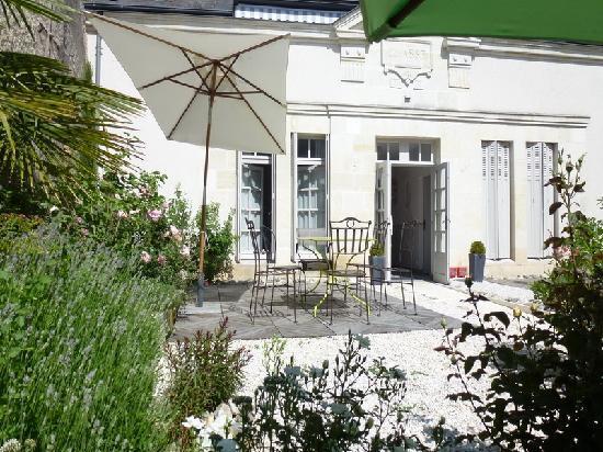 Hotel de Biencourt: Patio
