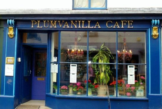 Plum Vanilla Cafe